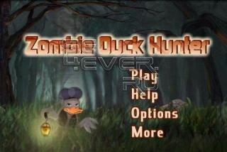 Zombie Duck/Зомби утки для Android