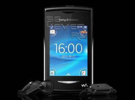 Sony Ericsson Yendo поступит в продажу в феврале
