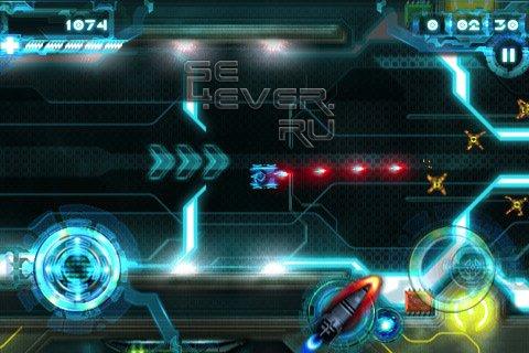 TRON Tank - SIS игра для Symbian 9.4 / Symbian^3