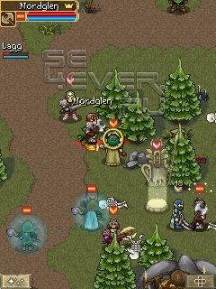 Warspear Online - Клиент игры для Symbian 9.4