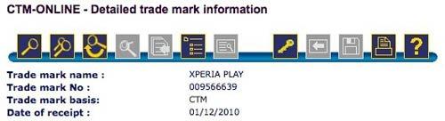 Xperia Play – Официальное имя Playstation Phone? Ждите в апреле