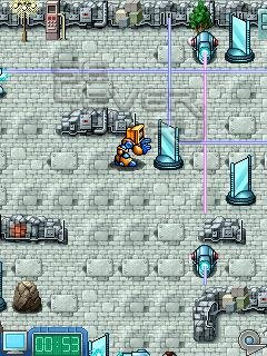 Robo 3 Gears of Love / Робо 3 - java Игра