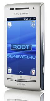 Получаем root на Sony Ericsson XPERIA X8 2.1 в один клик