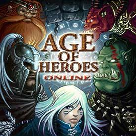 Age of Heroes Online - java игра