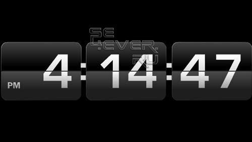 скачать заставка стрелочные часы цифровые на телефон № 13153 без смс