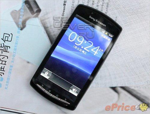 Первый обзор PSP-смартфона Sony Ericsson Xperia Play