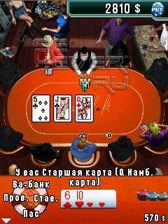 Texas Hold'em Poker 2 - Java Игра