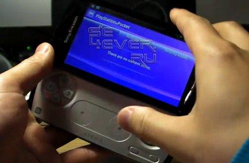 Sony Ericsson Xperia Play (PlayStation Phone). Обзор на видео