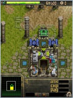 Защита башни – Страж (Tower Defense – Guardians) - Java Игра