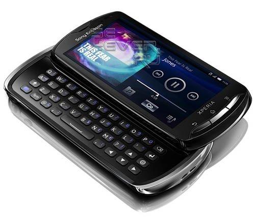 MWC 2011: состоялся анонс Sony Ericsson Xperia Pro и Neo