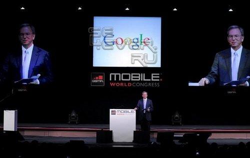 Google объединит версии Android для планшетов и смартфонов
