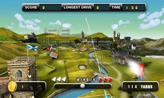 Golf Battle - игра на Adroid