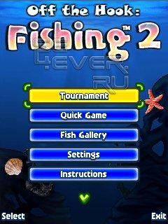 Fishing Off The Hook 2 - Java игра