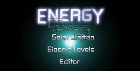 Energy - игра на Android