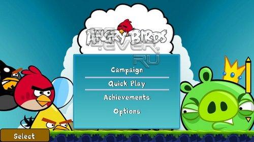 Angry Birds v1.1 Java S60v5 S^3 360x640