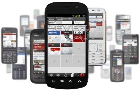 Opera Mini 6 & Opera Mobile 11 (Android/Symbian)
