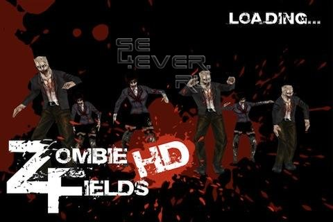 Zombie Field HD - Игрa для ANDROID
