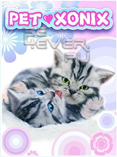 Зверята (Pet Xonix) - java игра