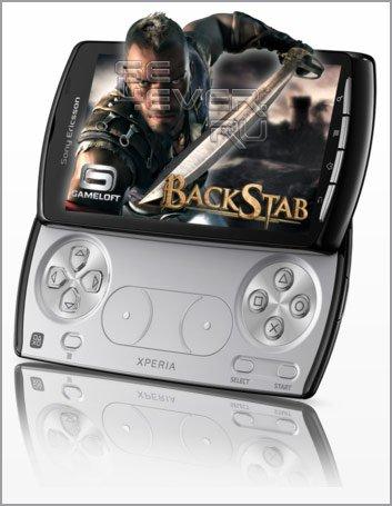 BackStab - революционная Android-игра эксклюзивно для Xperia PLAY от Gameloft
