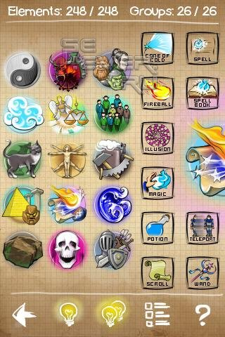 Doodle God-игра для ANDROID