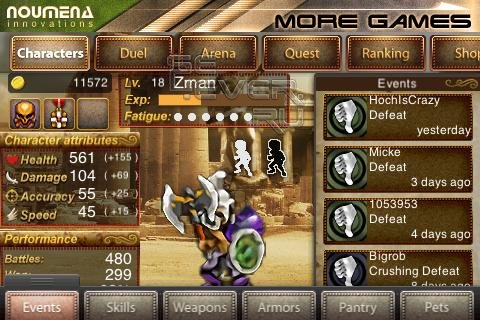 Duel: Blade & Magic - Игрa для ANDROID
