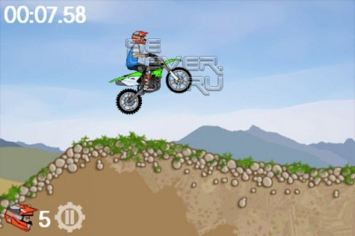 Moto X Mayhem - game for Android