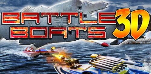 Battle Boats 3D - Игрa для ANDROID
