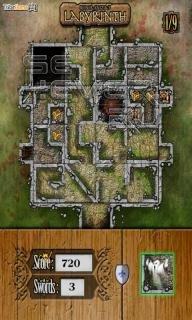 Reiner Knizia's Labyrinth - игра на Android
