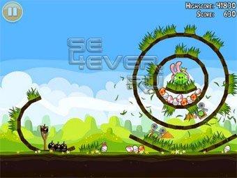 Скоро: Angry Birds Easter Edition – Злые Птички к Пасхе