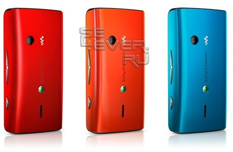 Sony Ericsson W8 Walkman phone: музыкальный Android смартфон