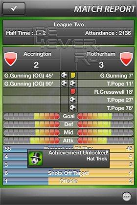 MYFC MANAGER 2011 - Футбольный менеджер для Android