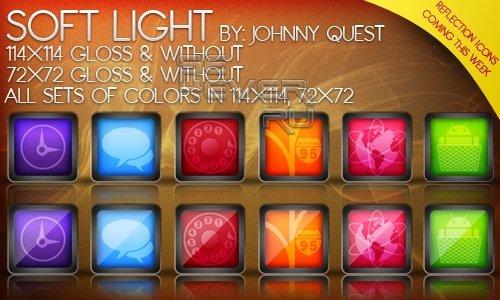 Softlightad - Набор иконок