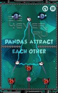 Nano Panda игра на Андроид