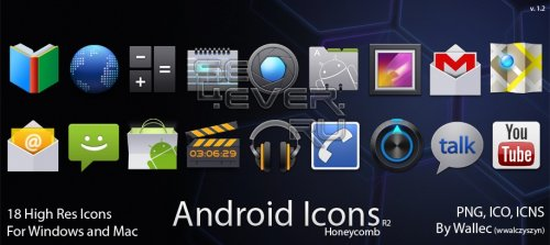 Android Icons - Набор иконок