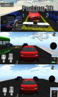 Parking 3D - игра для Android