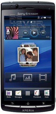 Состоялся официальный анонс Sony Ericsson Xperia acro