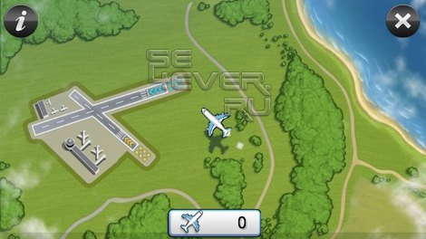 Airport Touch - игра для Symbian 9.4