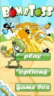 Bombs vs Zombies - Bomb Toss - игра на Android