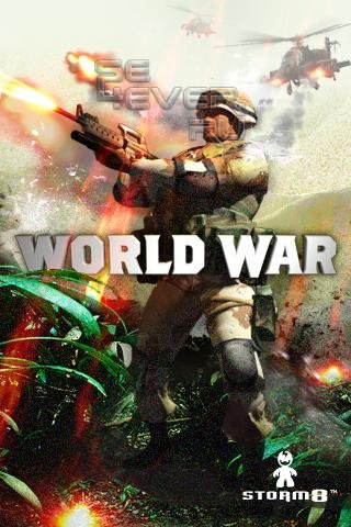World War-игра для Android