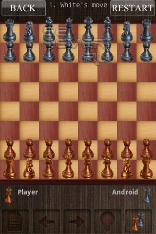 Chess Chess-шахматы для ANDROID