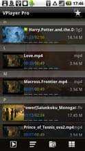 VPlayer Pro-программа для Android