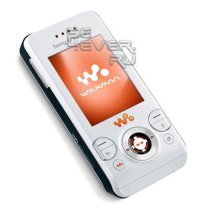 Распакованная файловая система Sony Ericsson W580