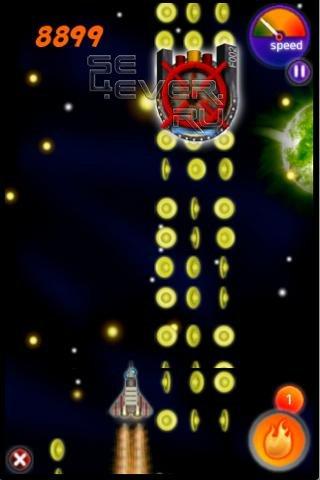 Star Rocket-игра для ANDROID