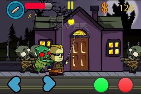 Zombie Village - игра для Android