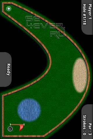 Mini Golf'Oid Free 3.0 - игра для Андроид