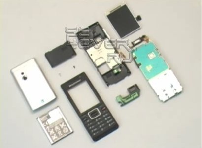 Разборка и сборка Sony Ericsson Elm J10i2
