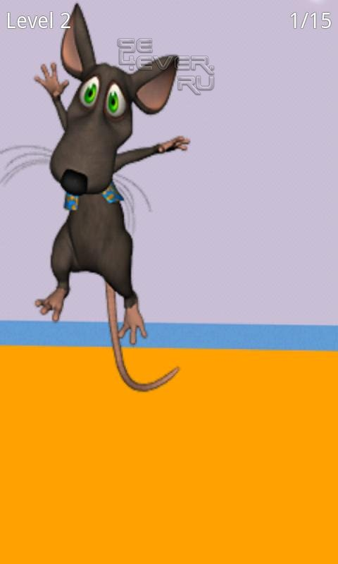 Talking Mike Mouse - приложение для ANDROID.