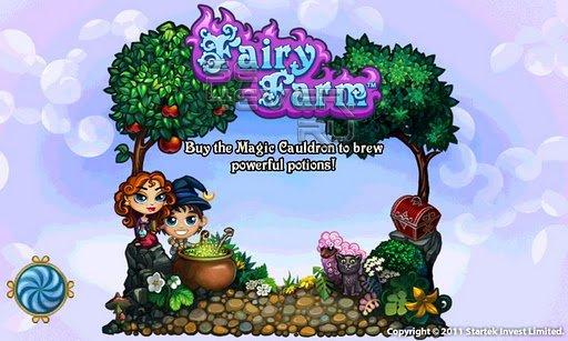 Fairy Farm - Волшебная ферма на iPad обзоры приложений для iPad.