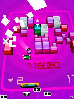 3D Brick Breaker Revolution - java игра