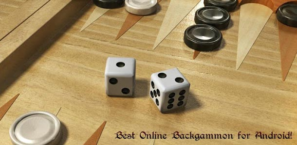 Masters of Backgammon / Мастера Нард - Игра для Android